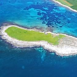 The island of Levan